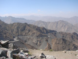 Pemandangan di Al Hada
