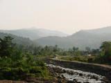 Sungai dan gunung di Banten Selatan