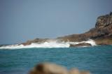 Deburan Ombak laut selatan