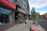 pedestrian di downtown