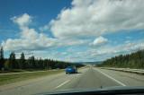 highway menuju Banff