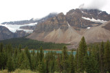 Crowfoot and Bow Mountain