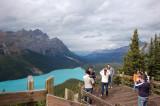 Lake Peyto - Mistaya Canyon, Banff NP, Canada