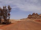 around the Madain Saleh