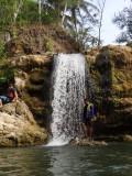 Tubing di Sungai Oya, Gunung Kidul, Jogjakarta, 2012
