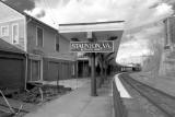 Staunton Train Station