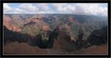 Waimea Canyon Pano #1 (Island of Kauai)