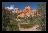 A Scenic Stop Near Bryce Canyon NP