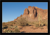 Superstition Mountains (north end)