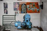 the elevator engine