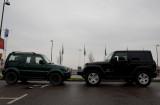 Suzuki Jimny versus Jeep Wrangler