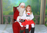 Breakfast with Santa - Dallas, Texas - Dec. 3 2011