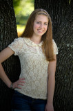 Audrey Harvey - Senior 2012