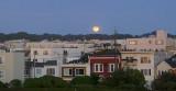 First Full Moonrise of 2012