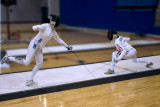 Women's Final Epee: Vie VS. Rentmeister
