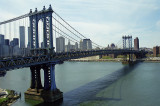 Manhattan Bridge 1998