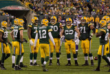 Aaron Rodgers and the Green Bay Packers Offensive Unit