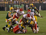 Kansas City Chiefs vs. Green Bay Packers