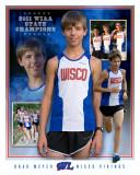 High School Cross Country Runner
