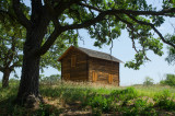 Oleson Cabin in the Kettle Moraine State Forest