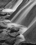 base of falls