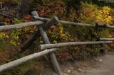 buckrail fence