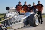 2011 - North Star Dragway - Texas Blown Fuel + TNT - April 16
