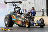 2011 - Outlaw Fuel Altered Association - Texas State Championships @ San Antonio Raceway