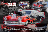 Greg Green Texas Automatic Outlaws Champion 2011