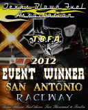 Texas Blown Fuel Winner Plaque 2012