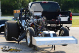 2012 - Outlaw Fuel Altered Association - Event #4 - Texas Raceway - Kennedale, TX