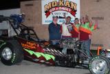 2009 - Tim Hay OFAA Win at MoKan Dragway