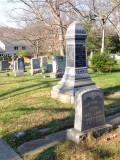 St. James Cemetary, Falls Church, VA