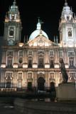 Centro à noite