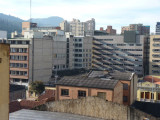 View from Hotel in Bogota 2