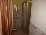 Fab bathroom at Cerulean Warbler Reserve / RNA Reinita Cielo Azul