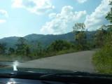 En route to Pauxi Pauxi