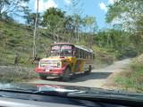 En route to Pauxi Pauxi 4