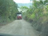 En route to Pauxi Pauxi 7