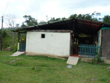 The house 3 at Helmeted Curassow Reserve / RNA Pauxi Pauxi
