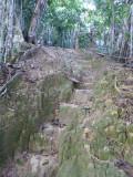Steps up to Lomo Patico