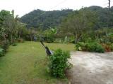 House / Garden at Chestnut-capped Piha Reserve / RNA Arrierito Antioqueno