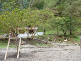 Accomodation area at Las Tangaras
