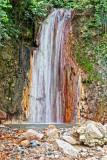 Mt. Piton Waterfall