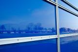 Vue en bleu / View in Blue