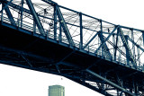 Pont Interprovincial, sur la rivière des Outaouais / Interprovincial Bridge, on the Ottawa River