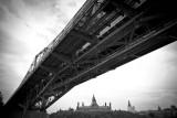 Pont dans le ciel / Bridge in the Sky
