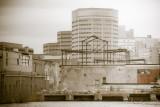 Phase IV de Place du Portage (à l'avant-plan, anciennes installations de E.B. Eddy)
