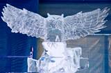 Sculpture à Bal de neige / Sculpture at Winterlude