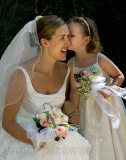 Informal wedding photography in colour by Pretty Pictures, wedding photographer based in Bucks UK.